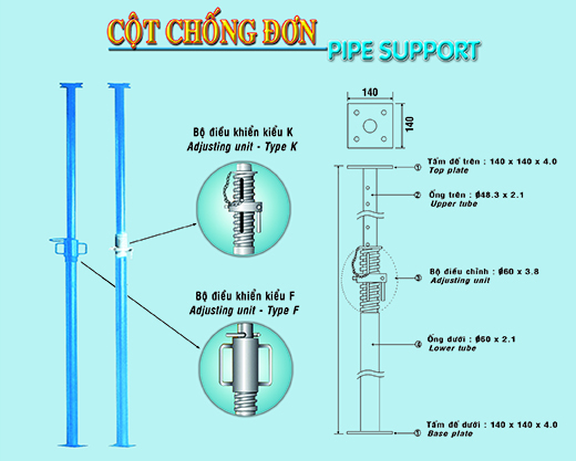 Pipe Support
