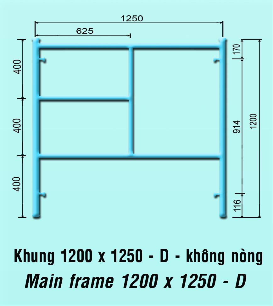 Main Frame 1200 x 1250 A