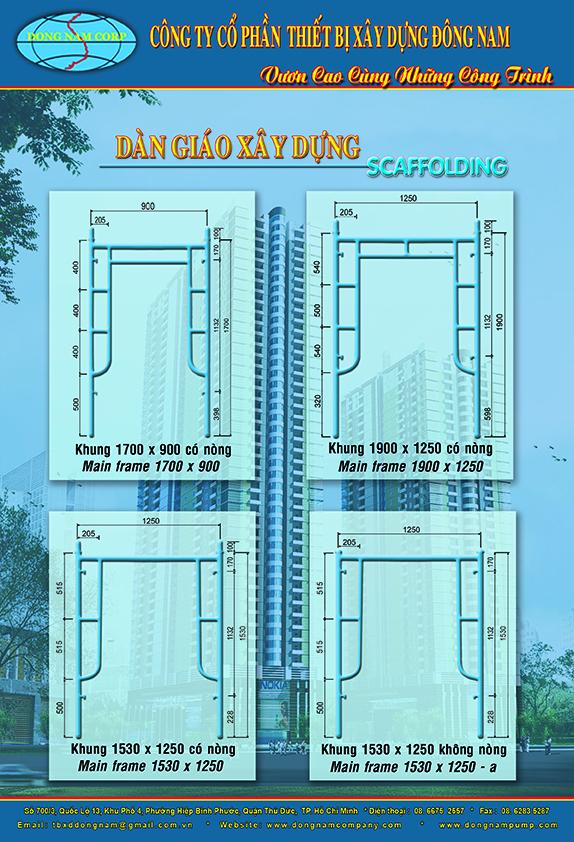 Scaffolding System B