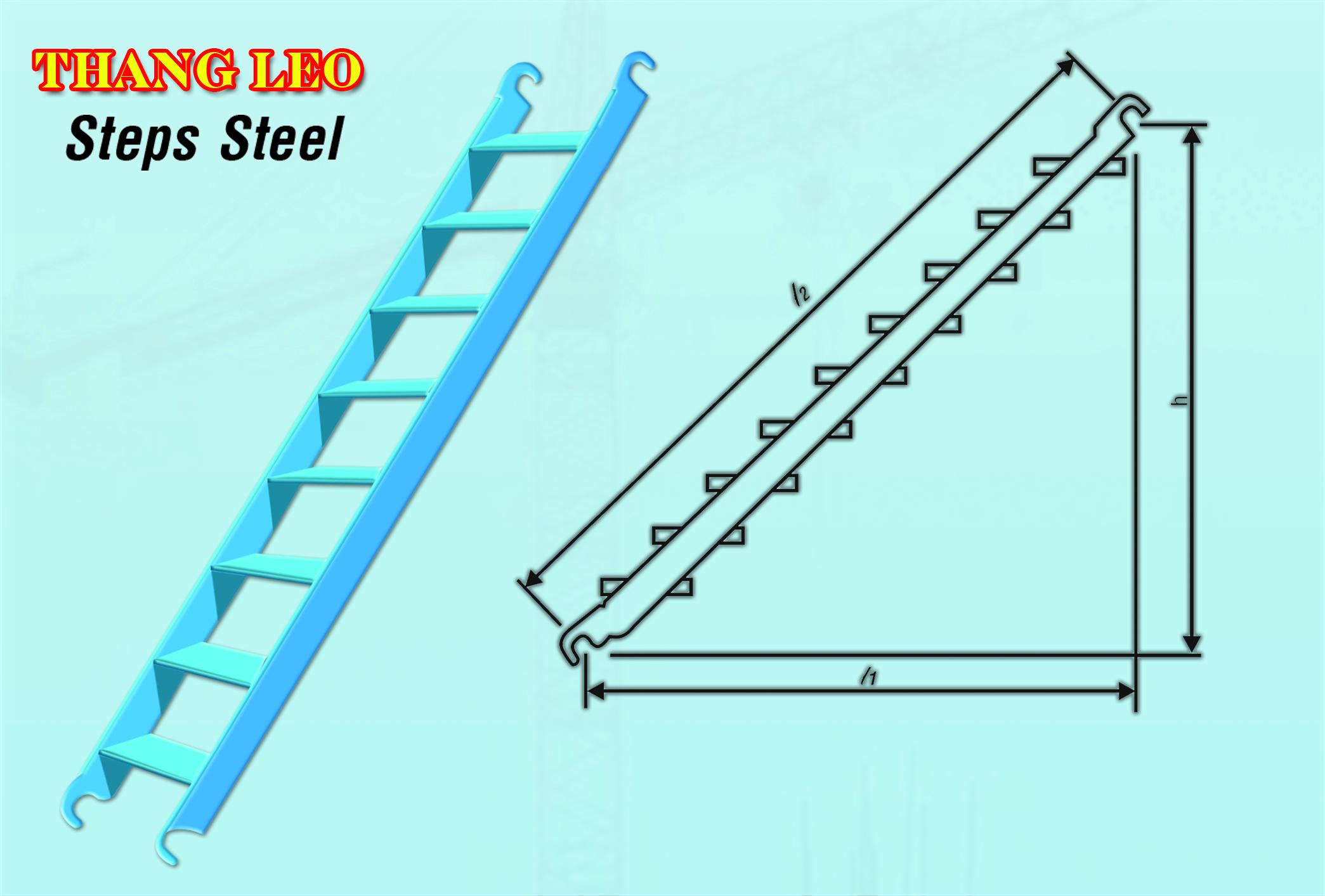 Steps Steel A