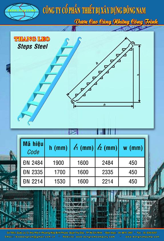 Steps Steel
